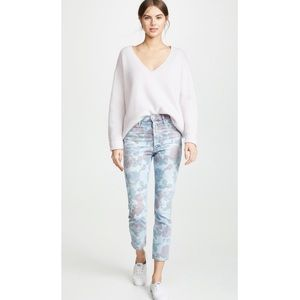 Citizens Of Humanity Olivia Crop High Rise Jeans